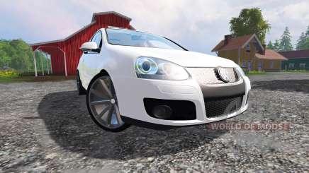 Volkswagen Golf GTI para Farming Simulator 2015