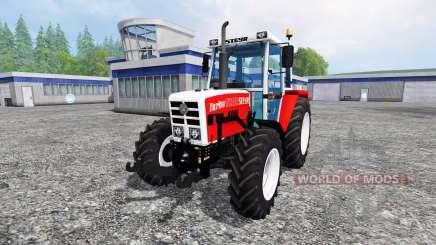 Steyr 8090A Turbo SK2 [normal] para Farming Simulator 2015