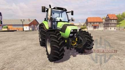 Deutz-Fahr Agrotron 430 TTV [PloughingSpec] para Farming Simulator 2013