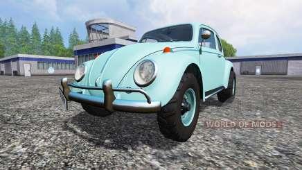 Volkswagen Beetle 1966 v2.0 [buggy] para Farming Simulator 2015