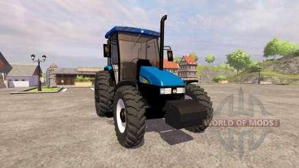 New Holland TL 75 v2.0 para Farming Simulator 2013
