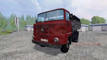 IFA W50 v1.1 para Farming Simulator 2015