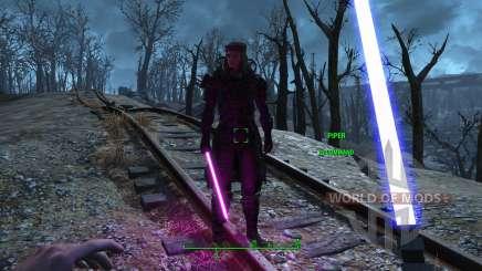 Sabres de luz de Star Wars para Fallout 4