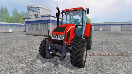 Zetor Forterra 140 HSX [razer edition] para Farming Simulator 2015
