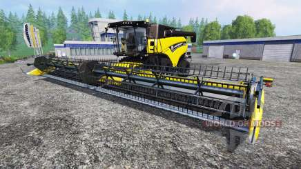 New Holland CR90.75 [Yellow Bull] v2.0 para Farming Simulator 2015