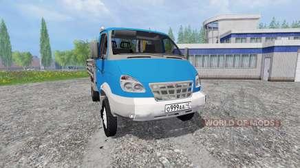 GAZ-3310 para Farming Simulator 2015