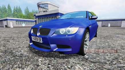 BMW M3 (E92) v3.0 para Farming Simulator 2015