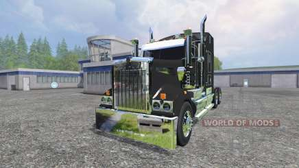 Kenworth T908 para Farming Simulator 2015