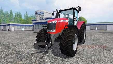 Massey Ferguson 7726 v2.0 para Farming Simulator 2015