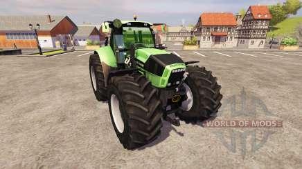 Deutz-Fahr Agrotron X 720 v2.0 para Farming Simulator 2013