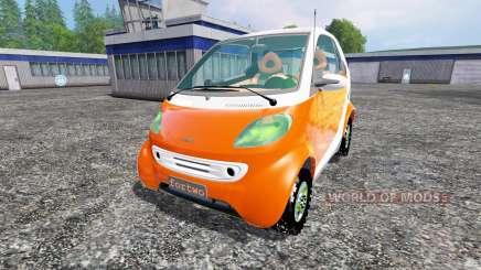 Smart ForTwo para Farming Simulator 2015