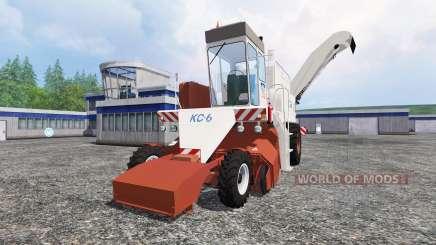 A COP-6 para Farming Simulator 2015