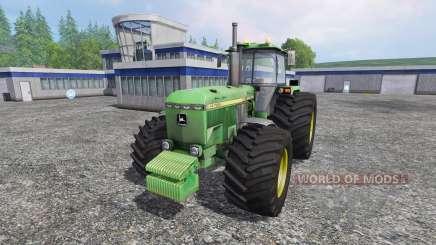 John Deere 4755 [terra] para Farming Simulator 2015