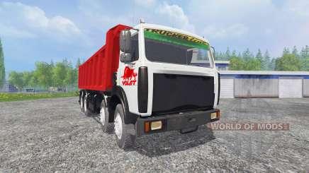 MAZ MZKT 65152 para Farming Simulator 2015