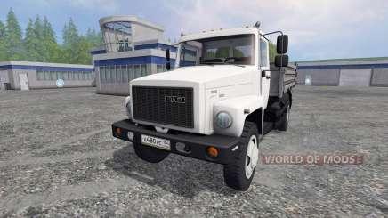 GAZ-35071 v2.0 para Farming Simulator 2015