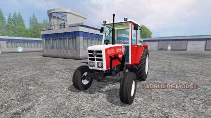 Steyr 8080H Turbo SK1 para Farming Simulator 2015