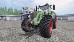Fendt 936 Vario [Beta] para Farming Simulator 2015