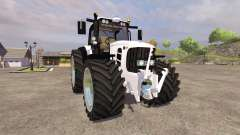 John Deere 7530 Premium [white chrom edition] para Farming Simulator 2013