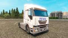 Pema pele para Iveco caminhão para Euro Truck Simulator 2