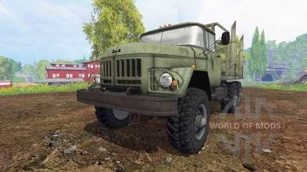ZIL-131 [madeira] para Farming Simulator 2015