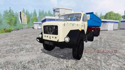 Magirus-Deutz 200D26 1964 [tractors] para Farming Simulator 2015