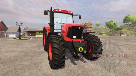 Kubota M135X v2.0 para Farming Simulator 2013
