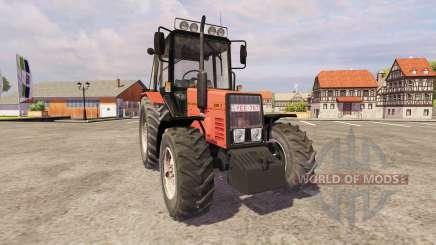 MTZ-892.2 Bielorrússia v1.1 para Farming Simulator 2013