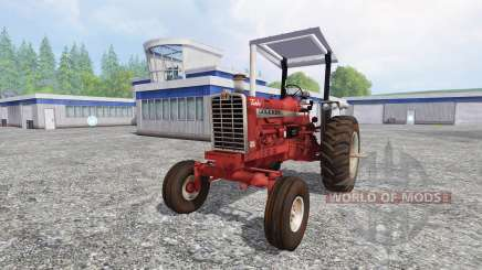 Farmall 1206 Turbo 1965 para Farming Simulator 2015