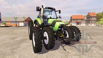 Deutz-Fahr Agrotron 430 TTV [care wheels] para Farming Simulator 2013