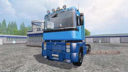 Renault Magnum Integral para Farming Simulator 2015