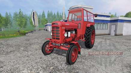 UTB Universal 650 [old] v1.2 para Farming Simulator 2015