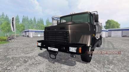 KrAZ-6510 v1.0 para Farming Simulator 2015