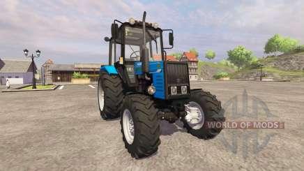 MTZ 892 Bielorrússia v2.0 para Farming Simulator 2013