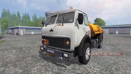 MAZ-500 v2.0 para Farming Simulator 2015