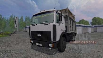 MAZ-5516 v1.0 para Farming Simulator 2015