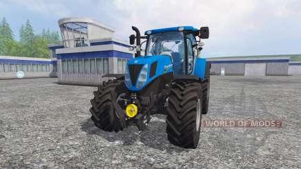 New Holland T7.170 v2.0 para Farming Simulator 2015