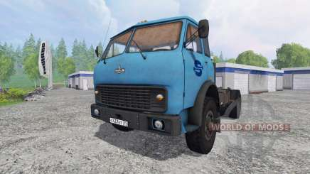 MAZ-500 v1.15 para Farming Simulator 2015