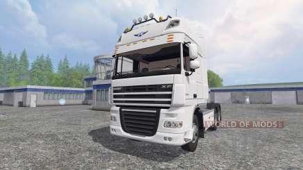 DAF XF105 v0.8 para Farming Simulator 2015