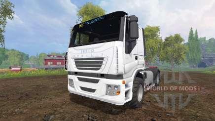 Iveco Stralis 600 [LowCab] para Farming Simulator 2015