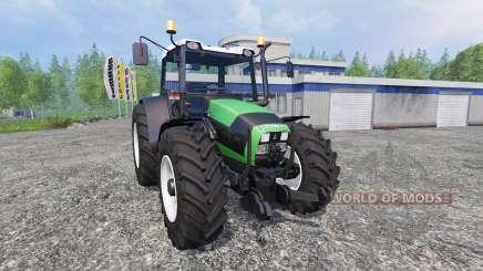 Deutz-Fahr Agrofarm 430 v1.3 para Farming Simulator 2015