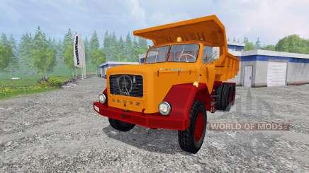 Magirus-Deutz 200D26 1964 [tipper] para Farming Simulator 2015