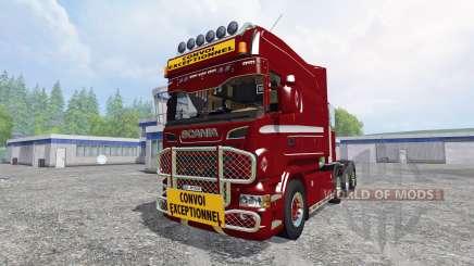 Scania Heavy para Farming Simulator 2015