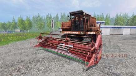 Não-1500 para Farming Simulator 2015