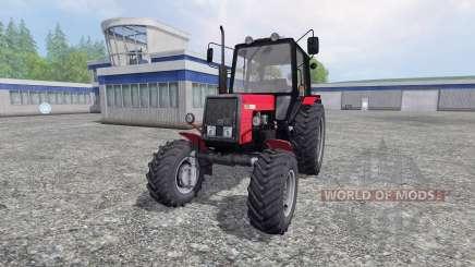 MTZ-Bielorrússia 1025 v1.0 para Farming Simulator 2015