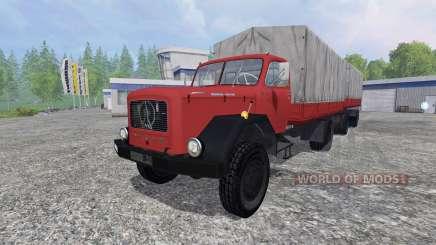 Magirus-Deutz 200D26 1964 para Farming Simulator 2015