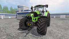 Deutz-Fahr Agrotron 7250 TTV v4.1 para Farming Simulator 2015