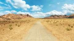 Estradas Do Norte De Nevada para American Truck Simulator