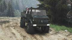 Mercedes-Benz Unimog U1650 [16.12.15] para Spin Tires