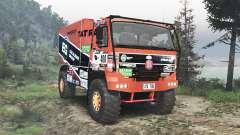 Tatra 815 Dakar [08.11.15] para Spin Tires