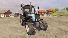 MTZ-Bielorrússia 1025 v2.0 para Farming Simulator 2013
